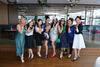 Sally Furler, Jaelle Ang, Amy Long, Tiara Shaw, Vihari Sheth, Natasha Liok, Kareena Chow and Dawn Teo