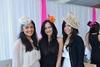 Vihari Sheth, Natalie Balakrishnan and Elaine Saverin