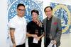 Kenneth Tan, Rose Tay & Richard Tay