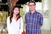 Linda Shu & Roger Ang