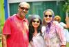 Jessie Bhatal, Sandeepa Malik and Ayesha Bhatal