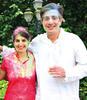 Rewa Sareen and Manraj Sekhon