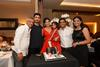 Rajesh, Kunal and Vihari Sheth with Kiara and Abishek Poddar and Manisha Sheth