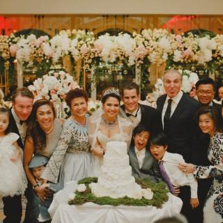 alia geneid wedding amira geneid and cameron priest