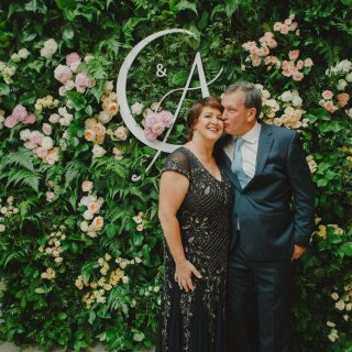 wedding amira geneid and cameron priest