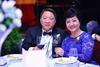 Kwan Keng Wah and Pauline Kwan