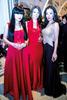 Fenny Ho, Jessica Sganzerla and Lu Anqi