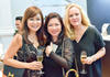 Alicia Thian, Jessie Ho-Thong and Mette Hartman