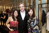 Alicia Thian, Brian Bonde and Violet Yeo