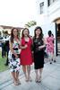 Jessica Schwarze, Agnes Tjandranegara and Charmie Hamami