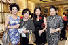 Linda Soo-Tan, Junie Lam, Lam Tse Yi and Lam Min Yi