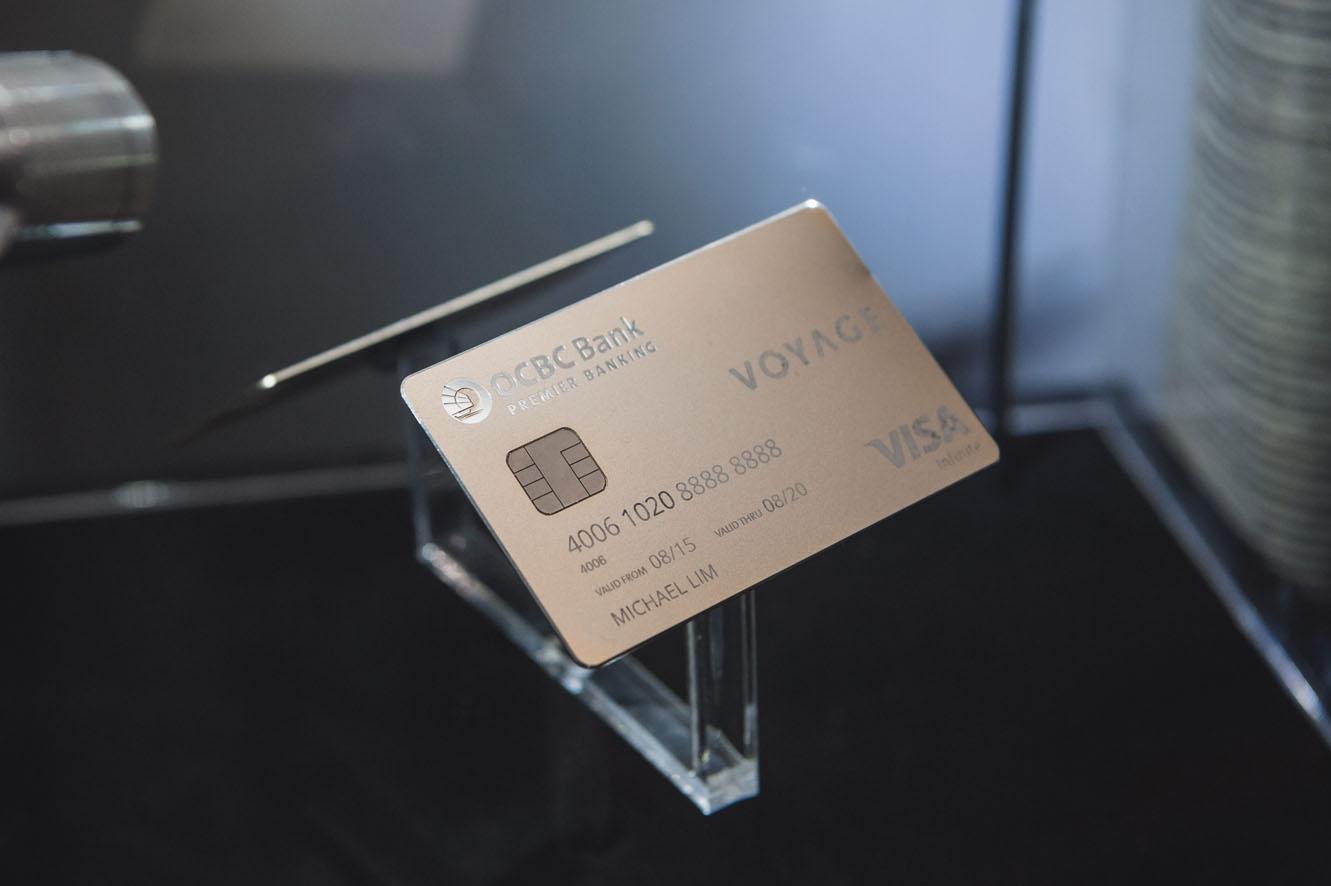 OCBC Premier Banking x Prestige