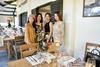 Tonya Tan, Lilian Low, Emily Piak and Jilly Wang
