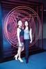 Carisa and Lisa Kong