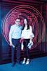 Siek Tjiep Hoe and Eunice Siek