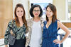 Serene Chua, Suhana Ab and Belinda Huber