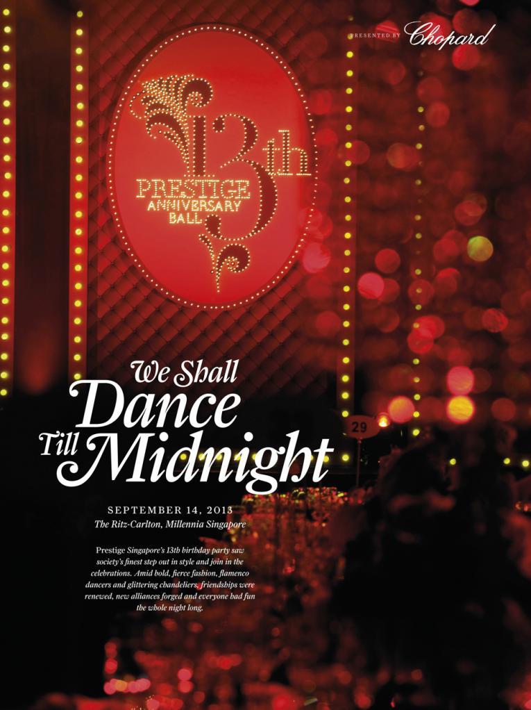 We Shall Dance Till Midnight
