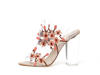 Paul Andrew's SS16 Blossom in Blush PVC