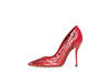Paul Andrew's SS16 Dasha105 in Dragon Red Calf