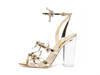 Paul Andrew's SS16 Flora 105 in Champagne Specchio