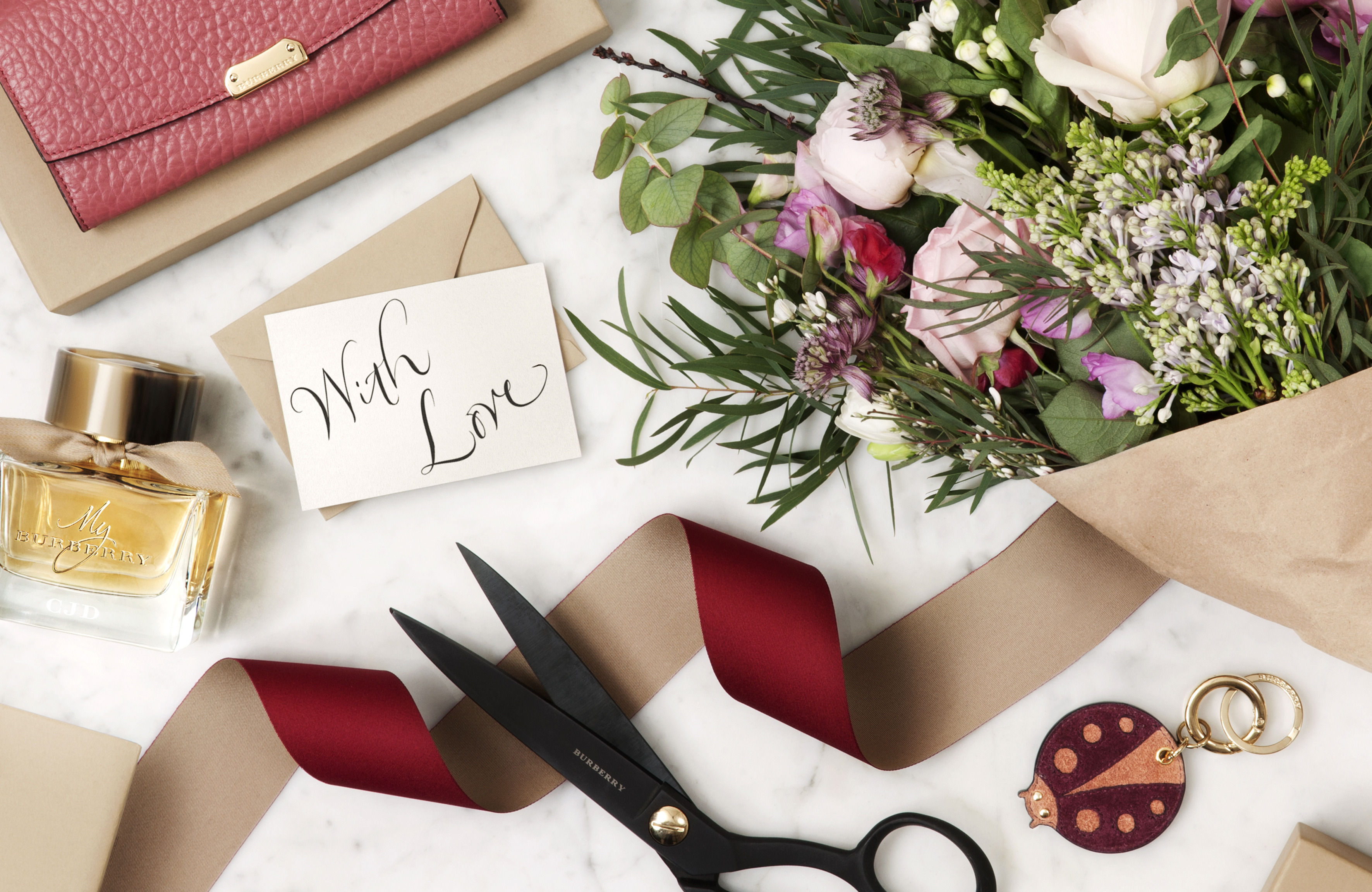 Burberry Blooms for Mum