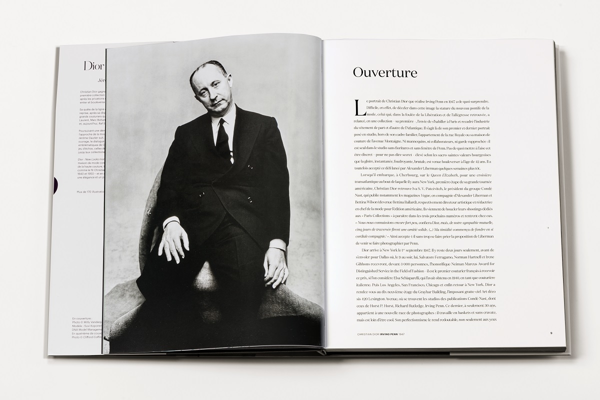 Dior publishes its love for fashion photography