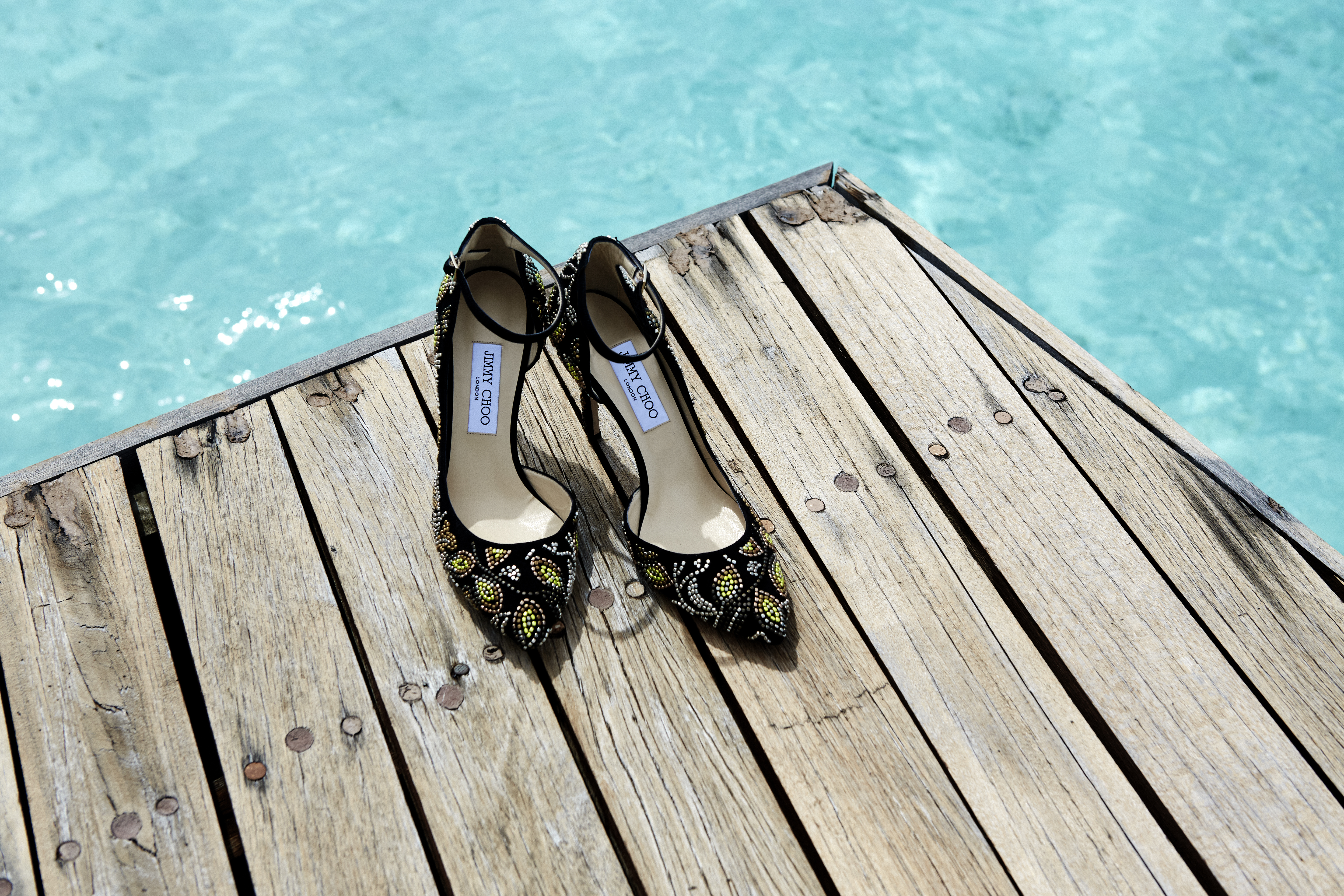 Summer sizzles with Jimmy Choo