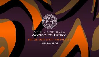 Versace Spring/Summer 2016