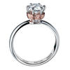 Damiani Queen Solitaire Ring