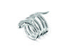 Eden ring in white gold with diamonds, $11,400