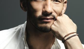 Nakata's tips for men on wearing jewellery