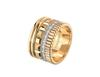 Quatre Radiant Edition ring in yellow gold
