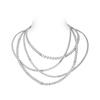 Sparkling Lines necklace