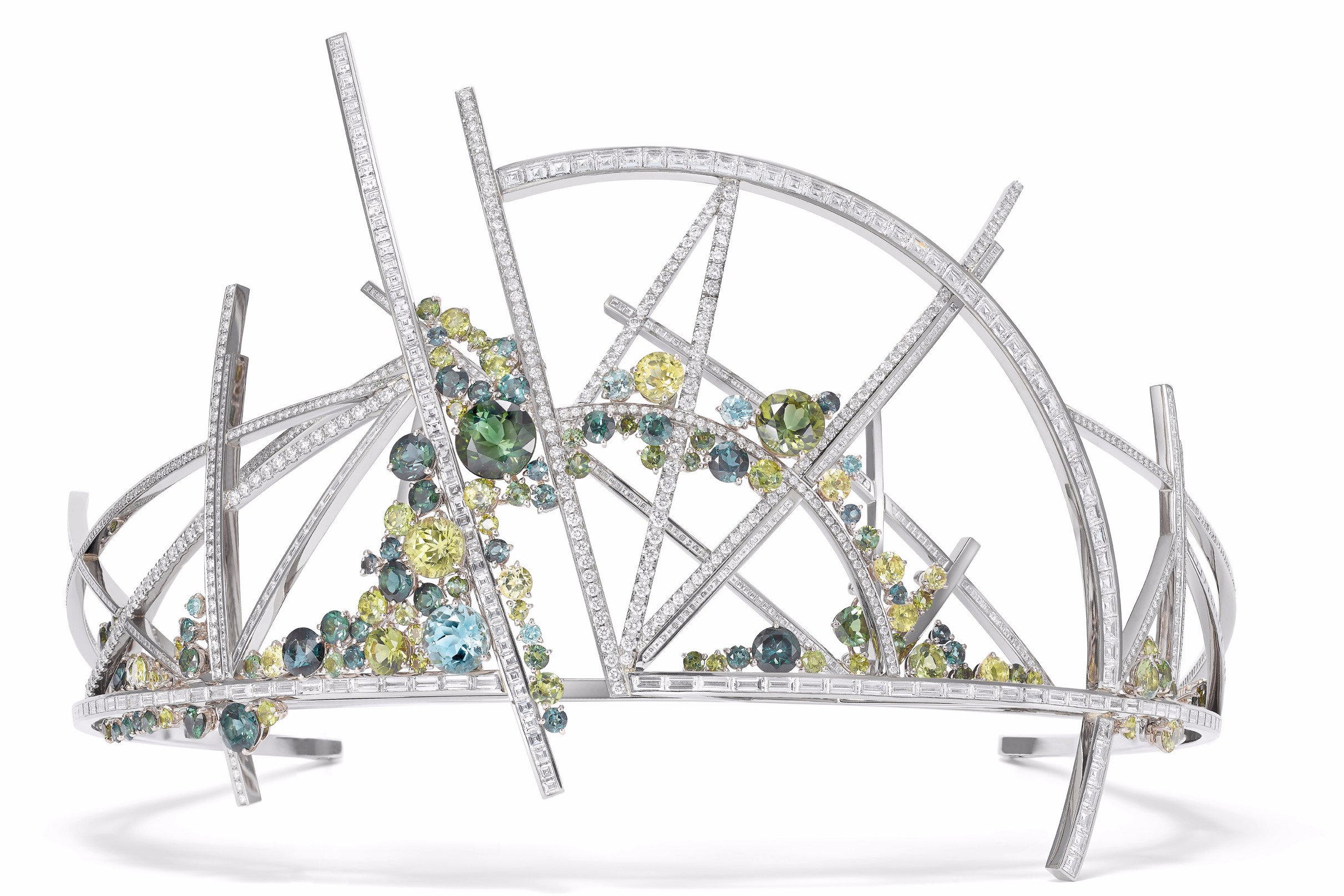 Chaumet collaborates with Central St Martins