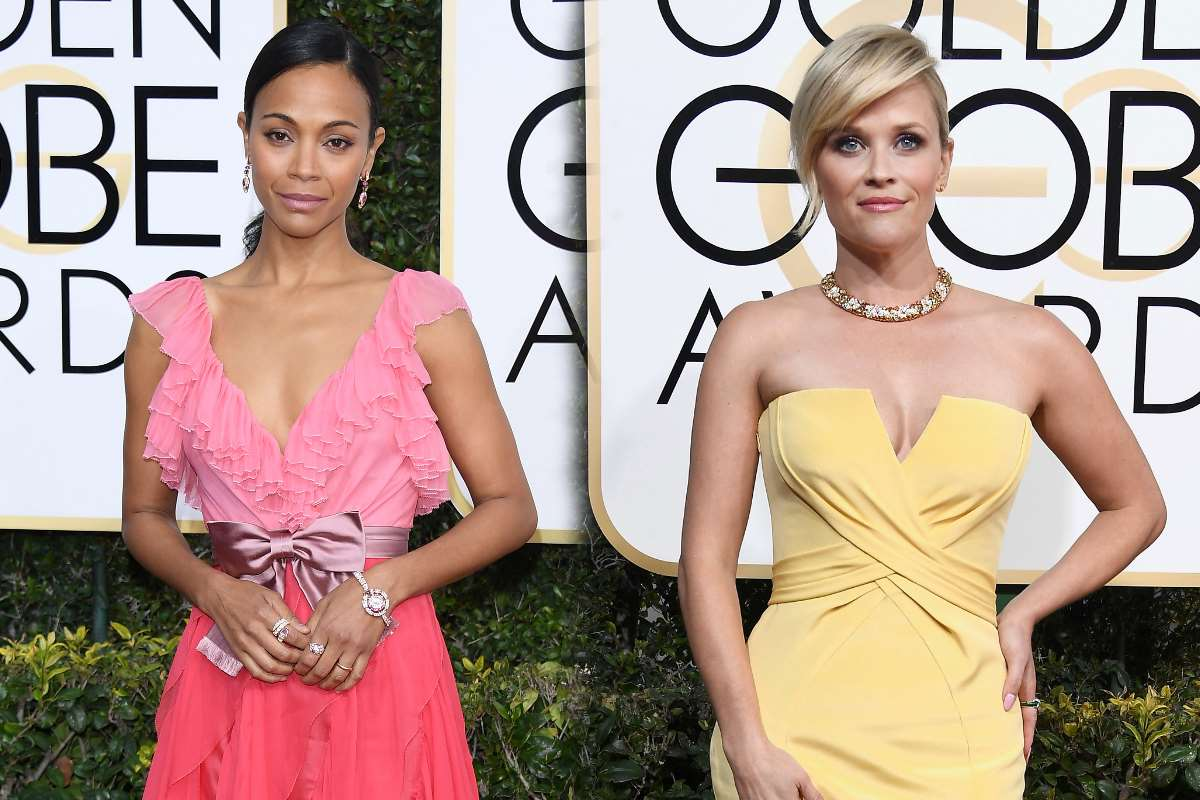 Jewellery trends from Golden Globes 2017