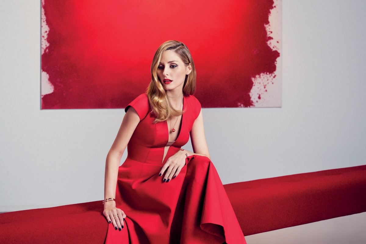 Olivia Palermo stars in Piaget Possession campaign