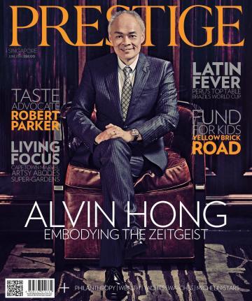 ALVIN HONG