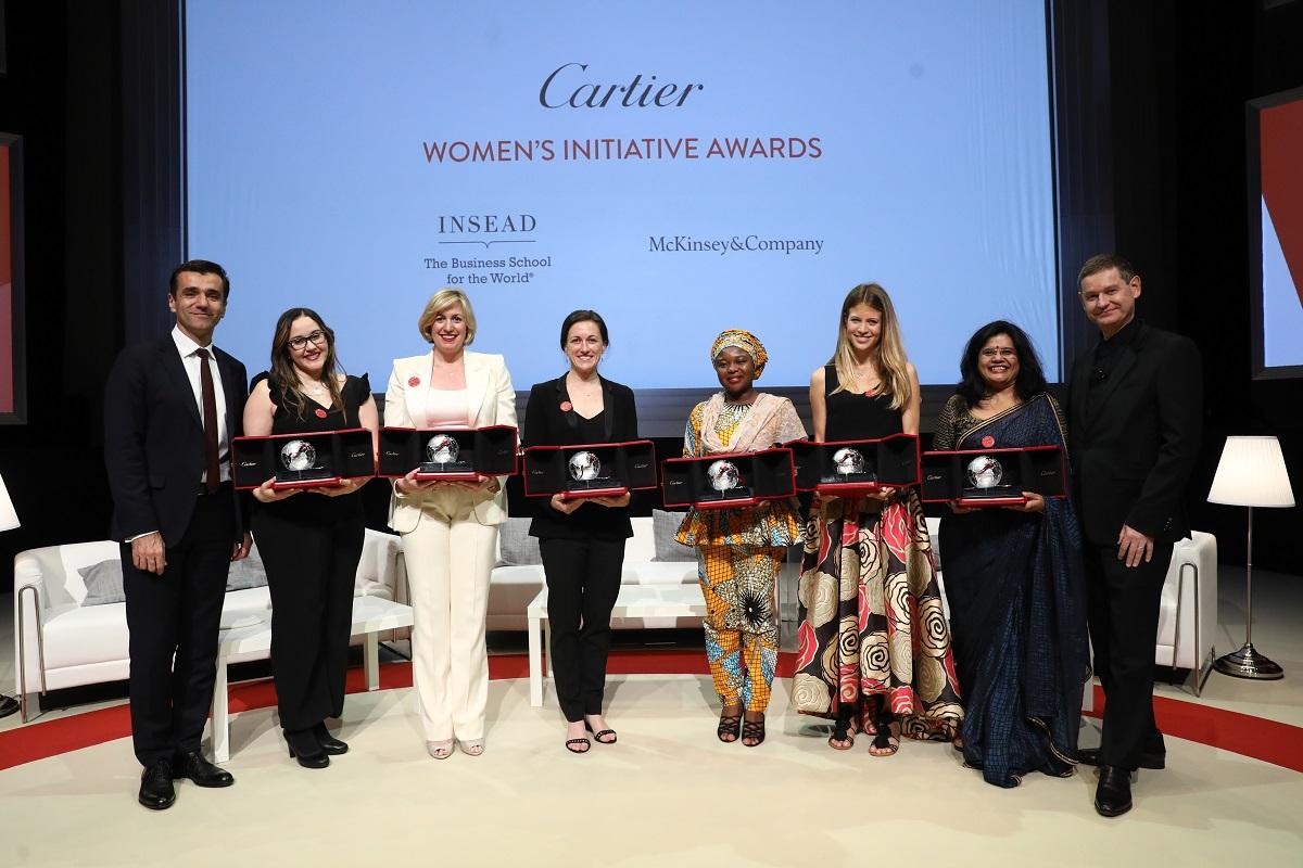 Cartier Women's Initiative Awards: Class of 2017