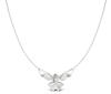 Destinée Royale Happy Dove necklace