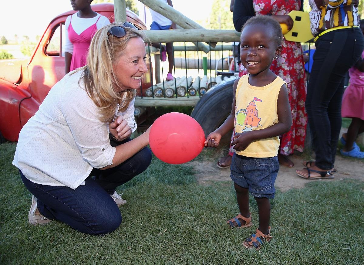 Sentebale CEO Cathy Ferrier on Polo Philanthropy