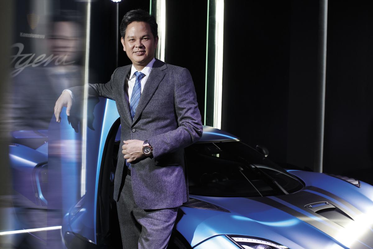Super-powering the Hyper-cars