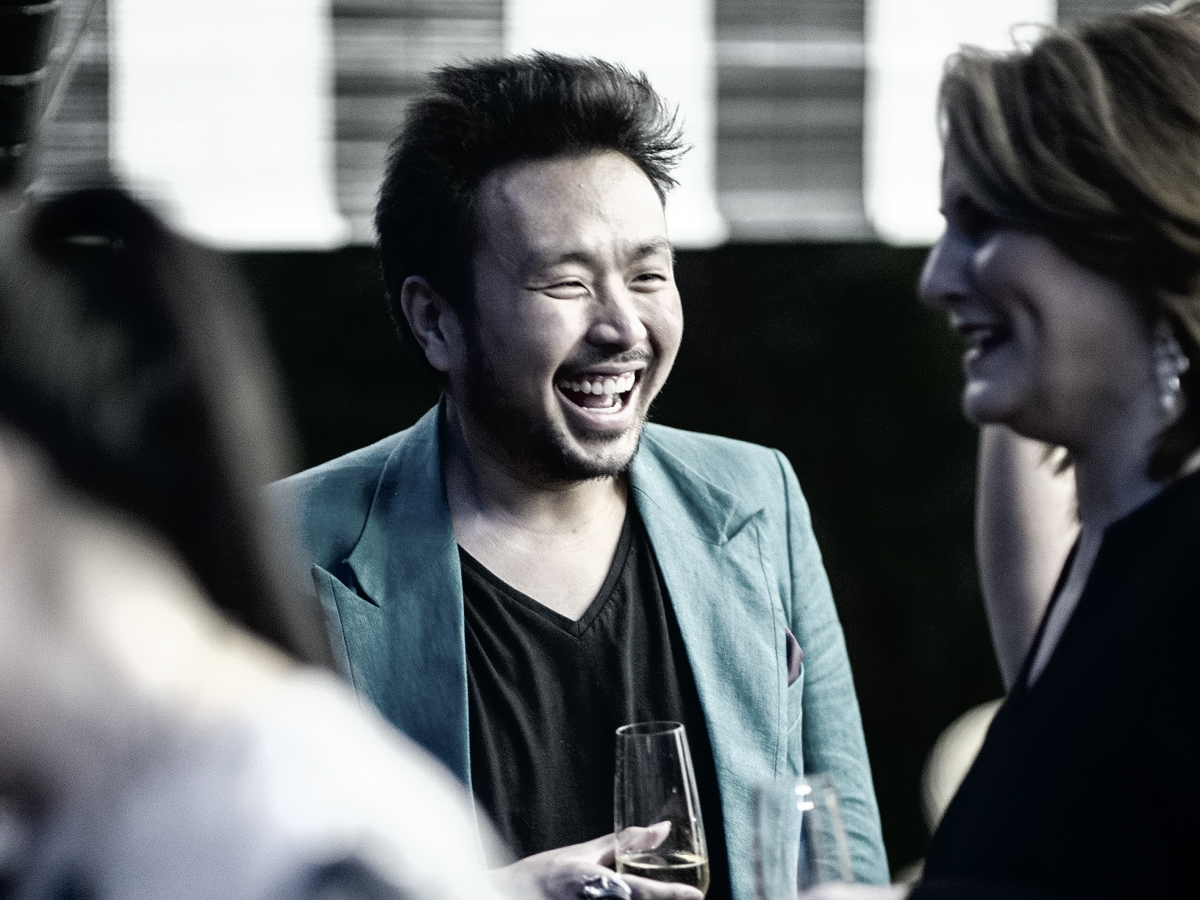 10 minutes with Ethan Koh