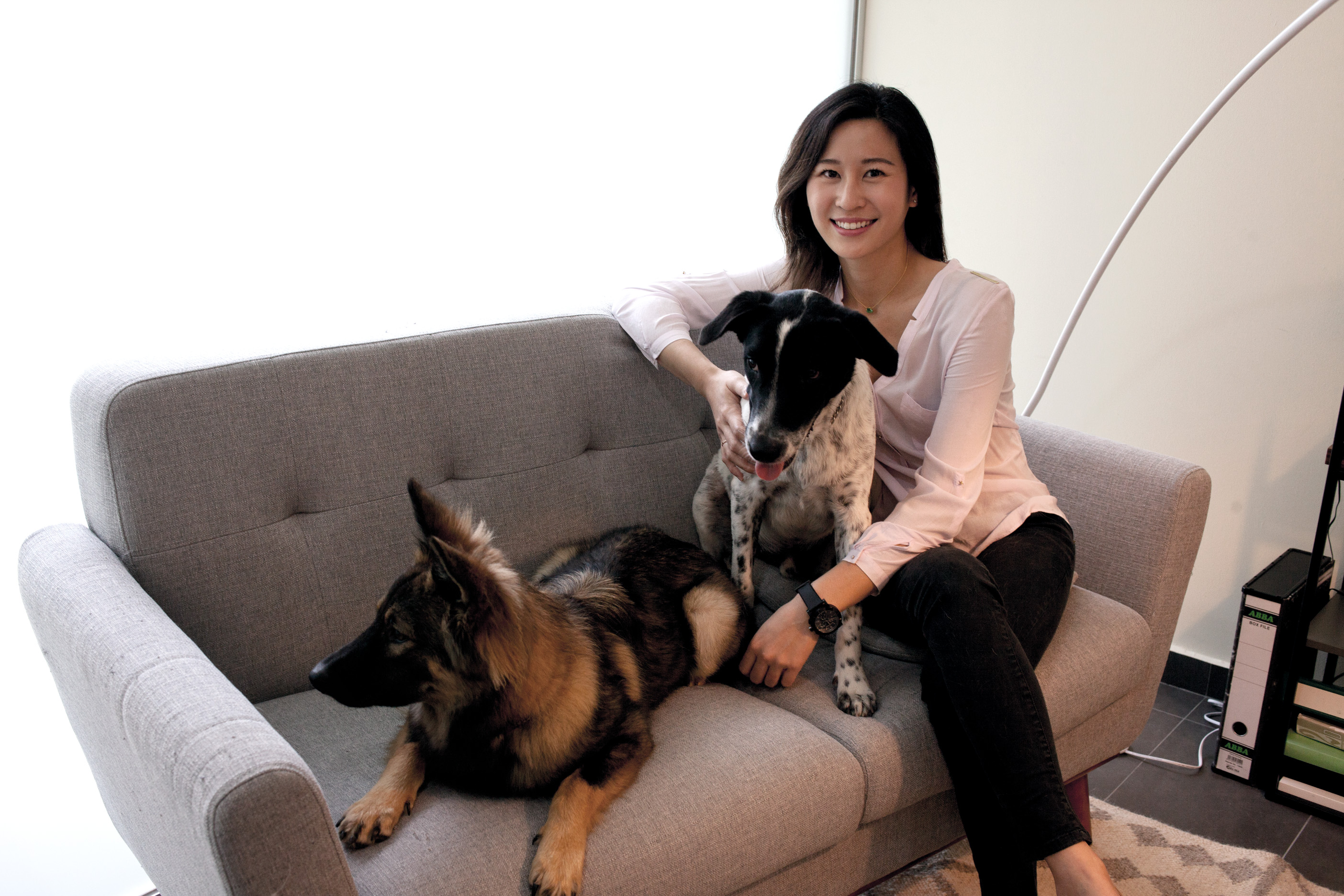 Dr Kim Koh: A Voice For Animals