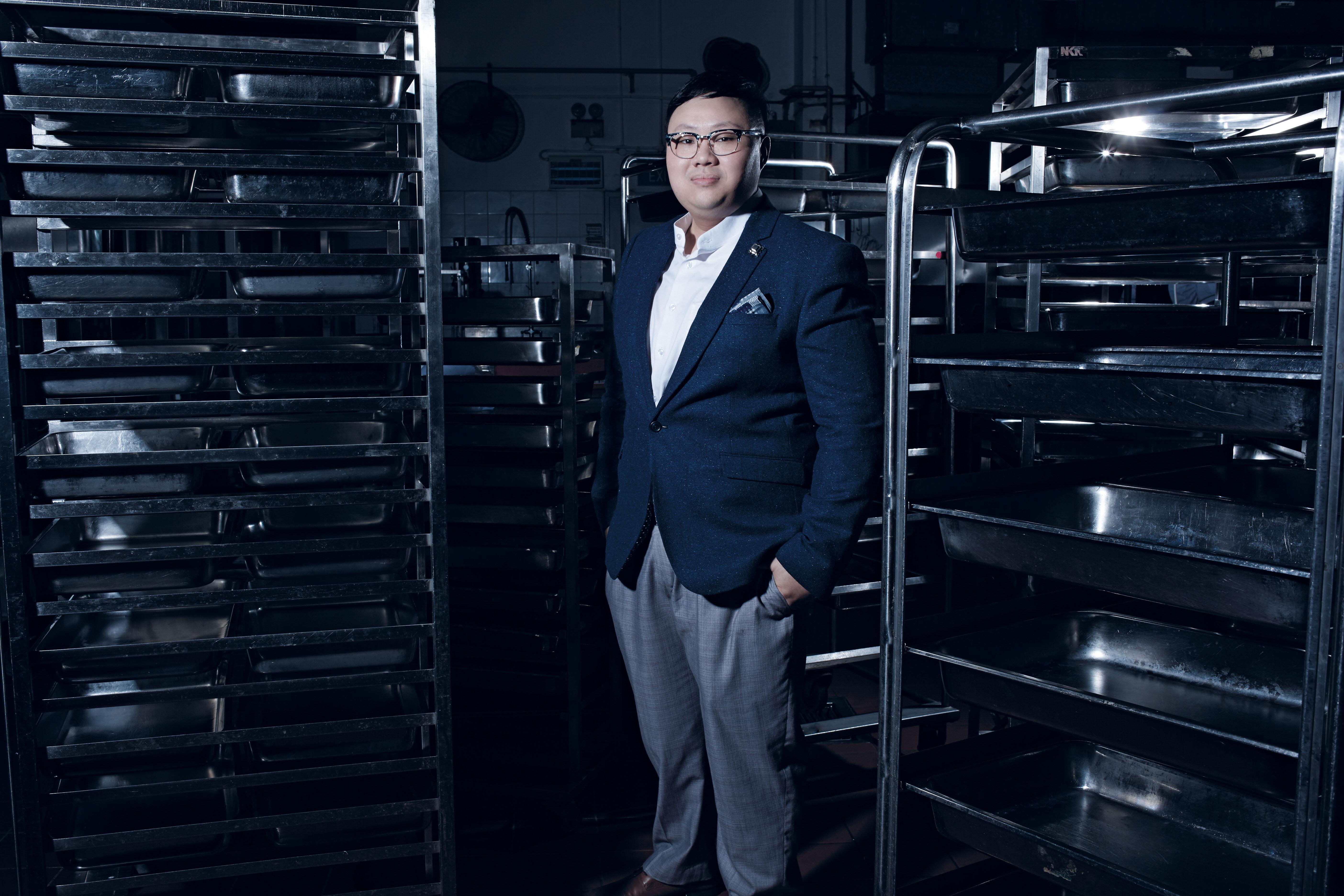 Reuben Ang: Doing Good with Food