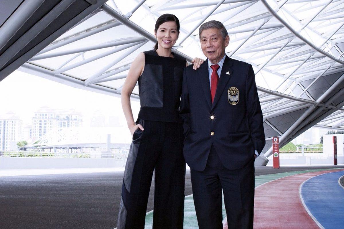 Tan Eng Liang & Lynn Tan: Helping Hands