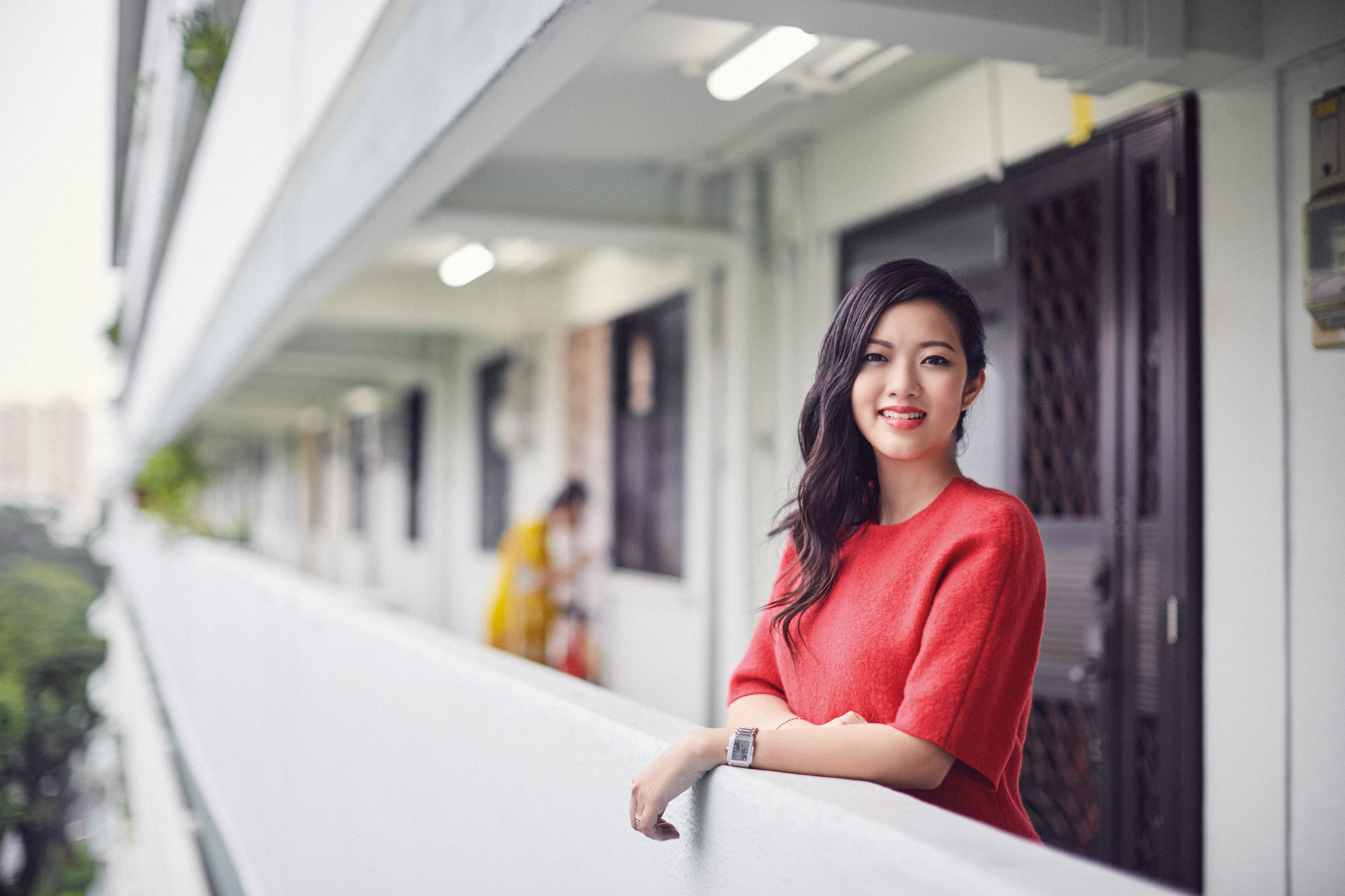 The Season for Giving: Elaine Kim (3of4)