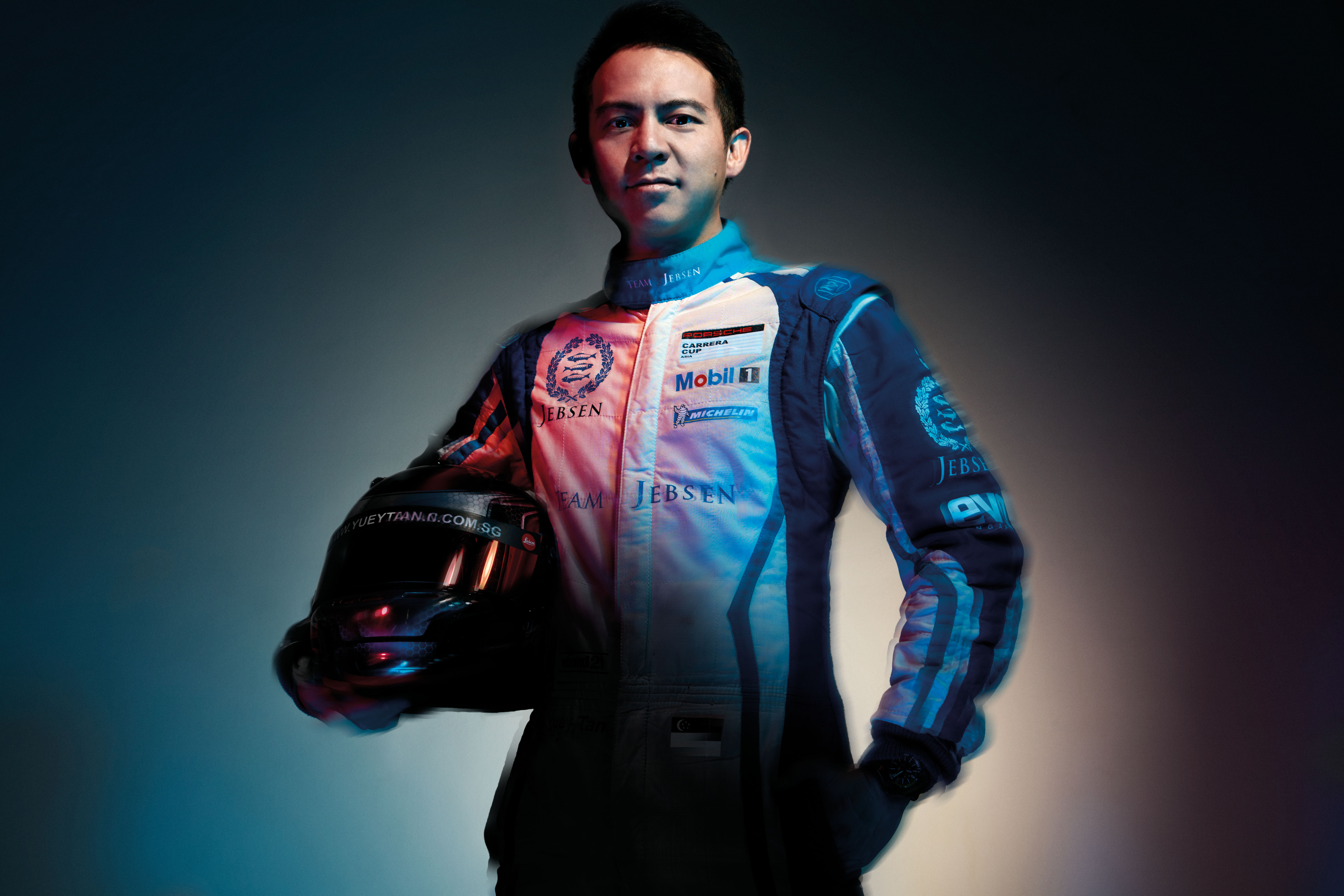 Yuey Tan: Racing for Life