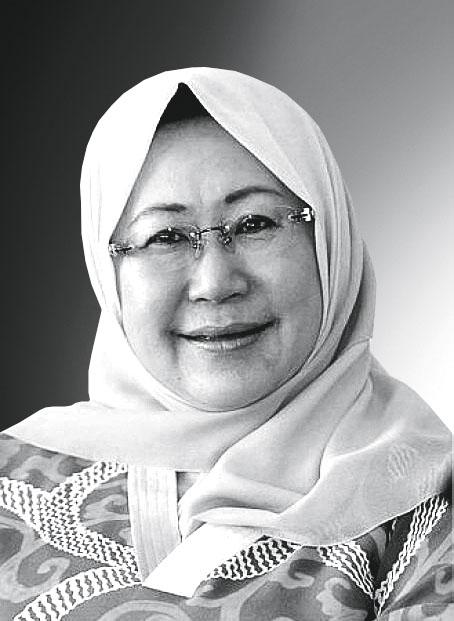 Tan Sri Jemilah Mahmood