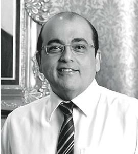 Asok Kumar Hiranandani