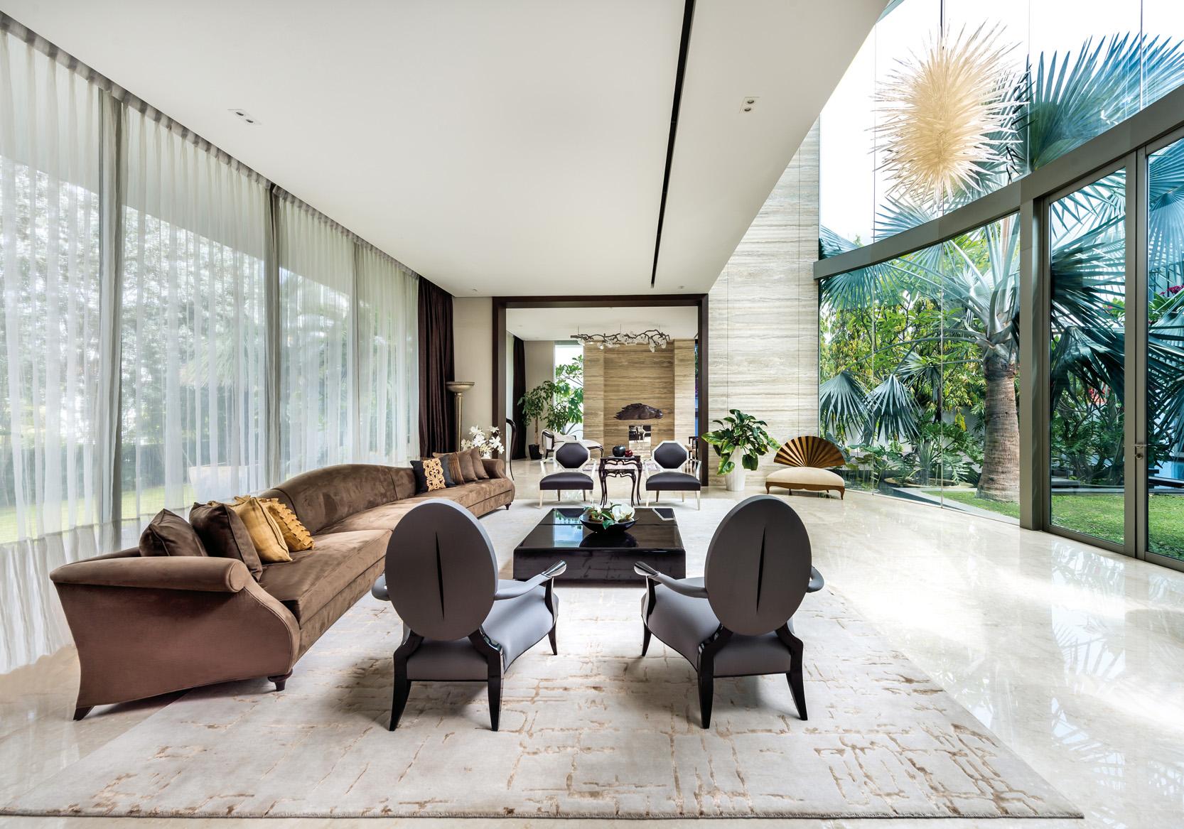 Goh residence: Tropical Living
